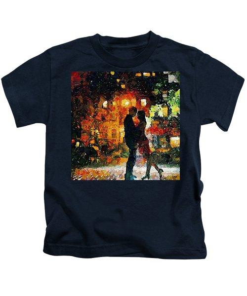 See You Tomorrow My Love Kids T-Shirt