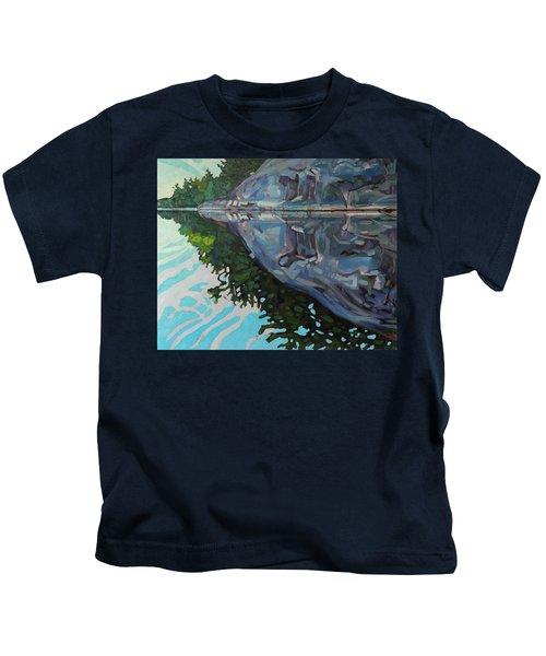 Singleton Marble Kids T-Shirt