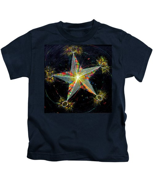 Sixth Day Of Creation Kids T-Shirt