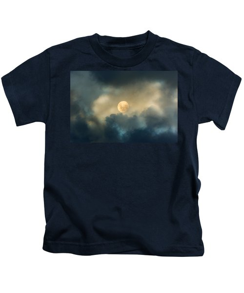 Song To The Moon Kids T-Shirt