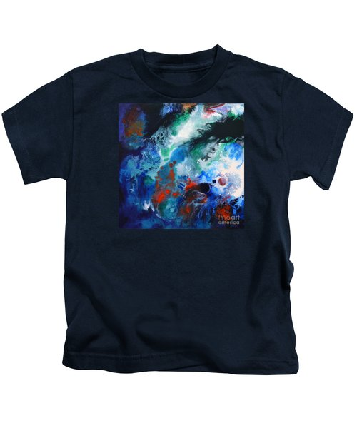 Spark Of Life Canvas One Kids T-Shirt