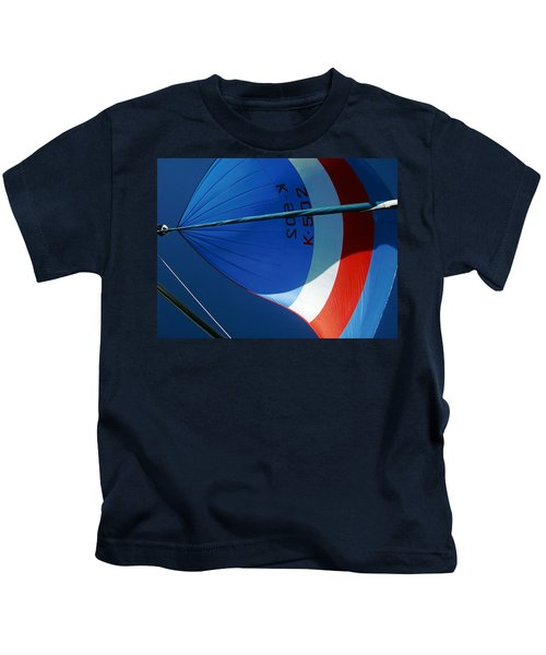 Spinnaker Flying Kids T-Shirt