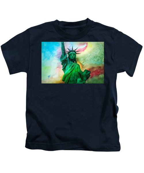 Stand Up For Your Dreams Kids T-Shirt