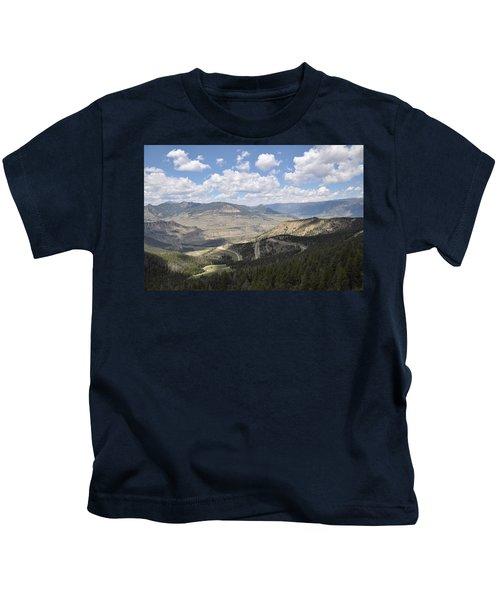 Starlight Basin Kids T-Shirt