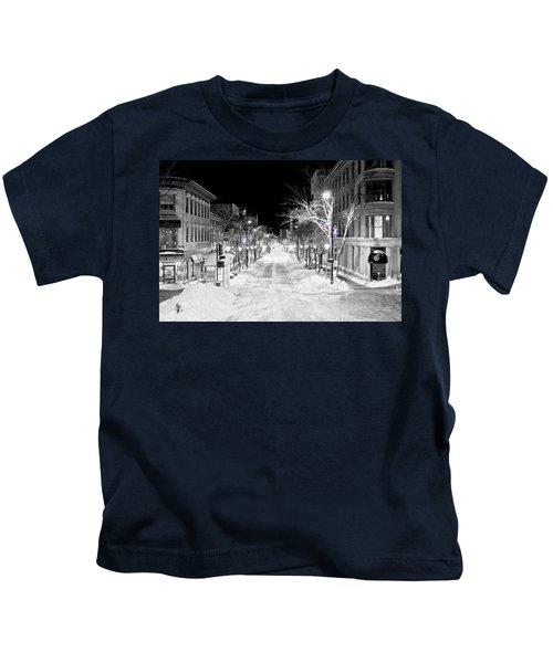 State Street Madison Kids T-Shirt