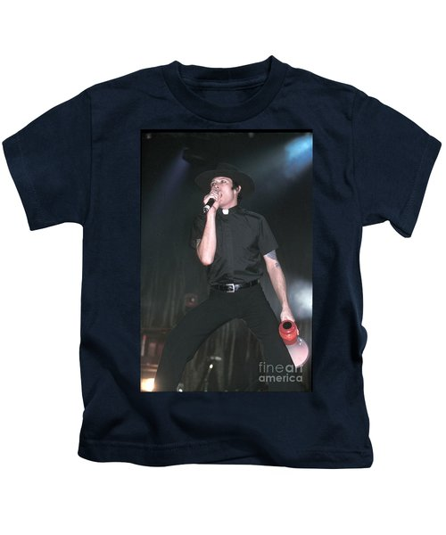 Stone Temple Pilots Kids T-Shirt by Concert Photos