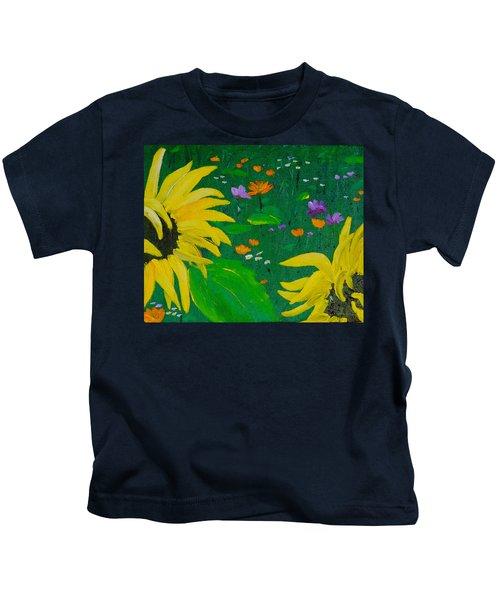Summer Dance Kids T-Shirt
