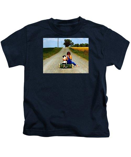 Summer Daze Kids T-Shirt