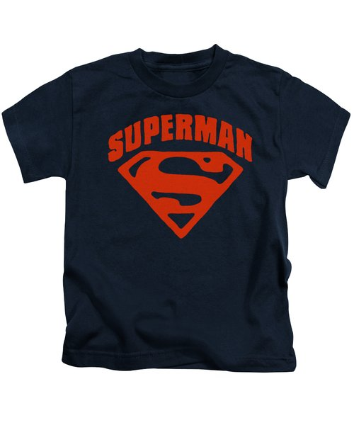 Superman - Super Shield Kids T-Shirt