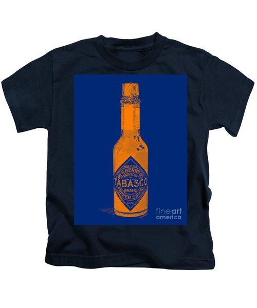 Tabasco Sauce 20130402grd2 Kids T-Shirt