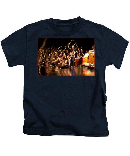 Taiko Flow Kids T-Shirt