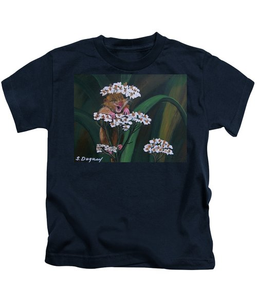 That Tickles Kids T-Shirt
