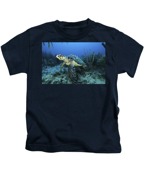 The Beauty Hawksbill Kids T-Shirt