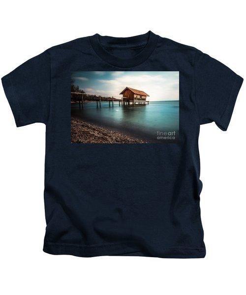 The Boats House II Kids T-Shirt