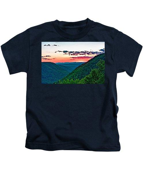 The Far Hills 2 Kids T-Shirt