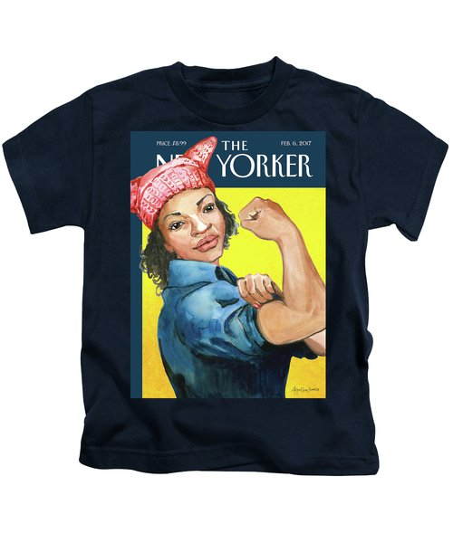 The March Kids T-Shirt