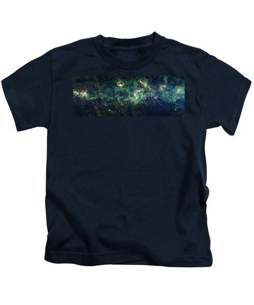 The Milky Way Kids T-Shirt