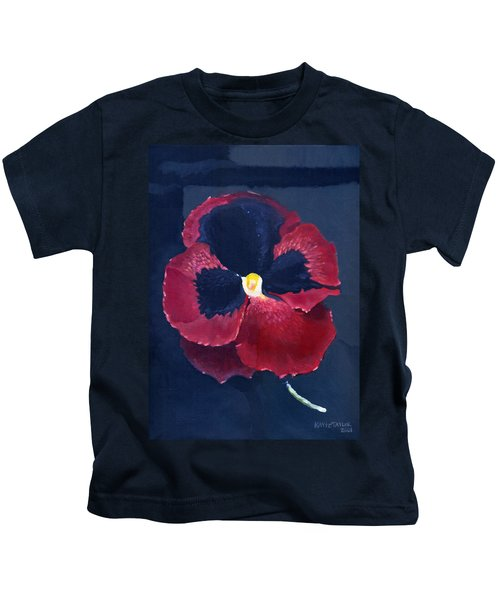 The Pansy Kids T-Shirt