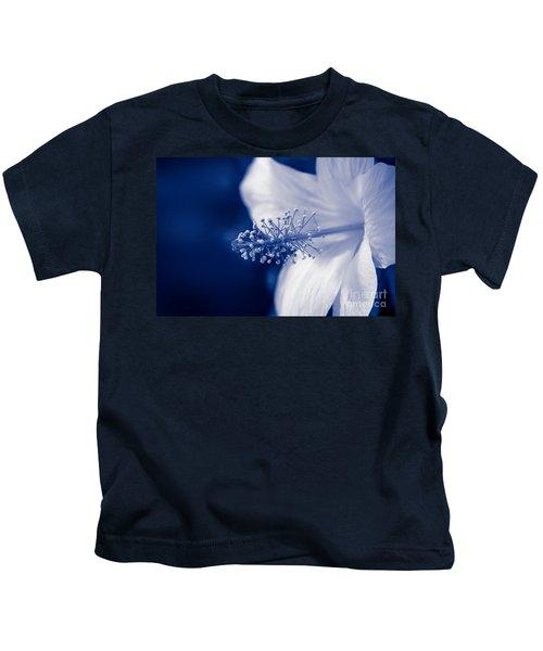 The Spring Wind Whisper Kids T-Shirt