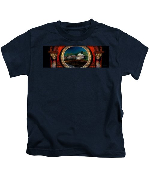 The Street On The River Kids T-Shirt