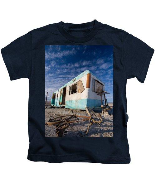 Theres My Bike Kids T-Shirt