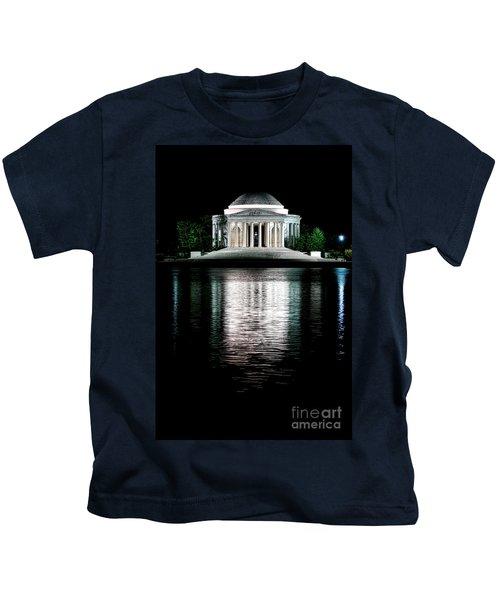 Thomas Jefferson Forever Kids T-Shirt