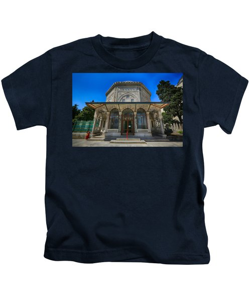 Tomb Of Suleiman The Magnificent Kids T-Shirt