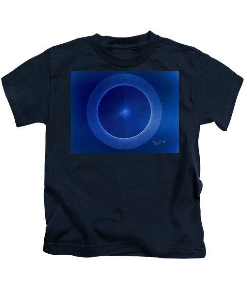 Towards Pi 3.141552779 Hand Drawn Kids T-Shirt