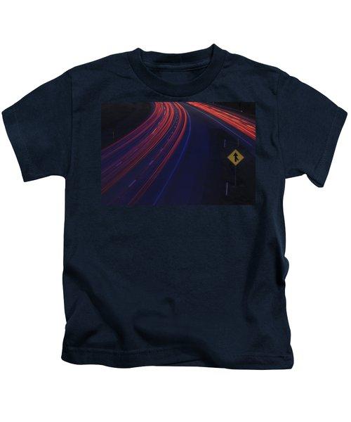 Trail Blazing Kids T-Shirt