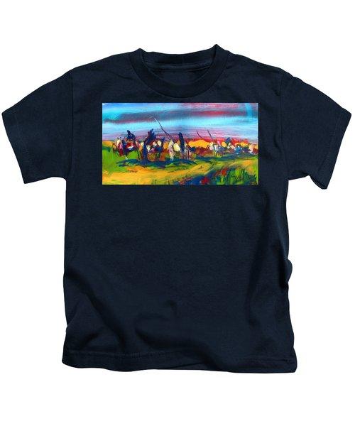 Trail Of Tears Kids T-Shirt