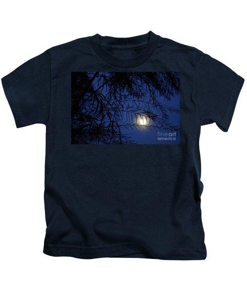 Twilight Moon Kids T-Shirt
