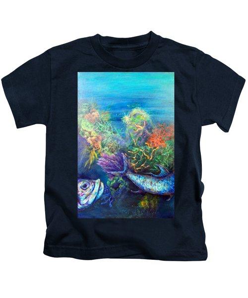 Jesus Reef  Kids T-Shirt