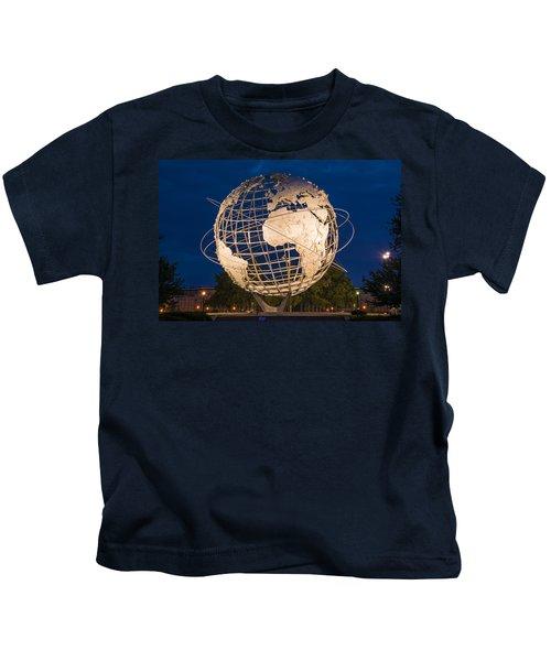 Unisphere Nights Kids T-Shirt