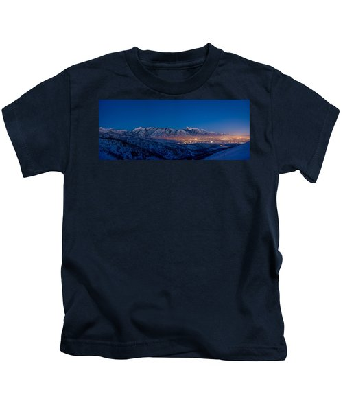 Utah Valley Kids T-Shirt