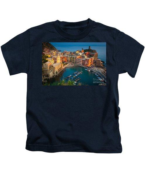 Vernazza Pomeriggio Kids T-Shirt