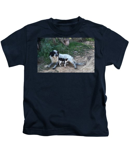 Village Guards Kids T-Shirt
