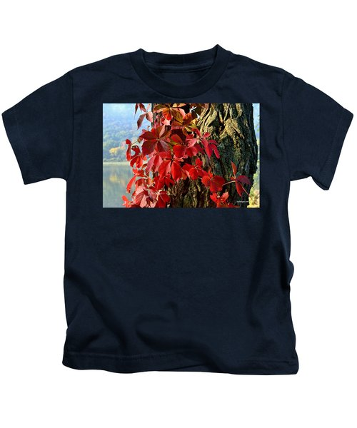 Virginia Creeper Kids T-Shirt