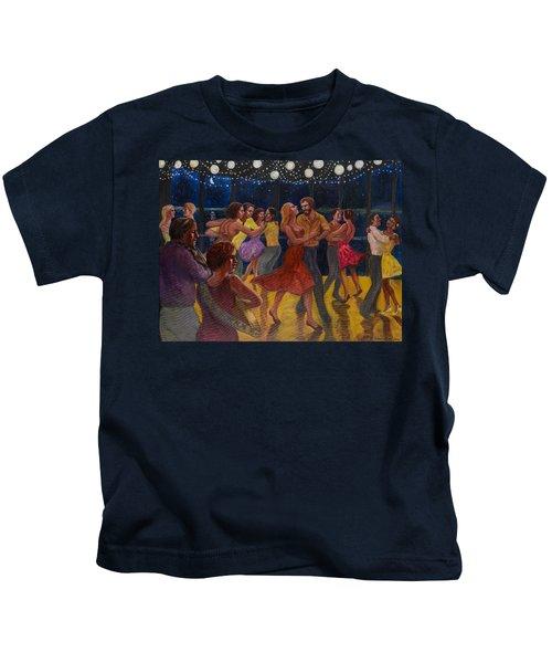 Water Waltz Kids T-Shirt