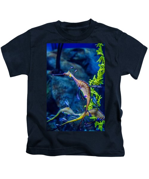 Weedy Seadragon Kids T-Shirt