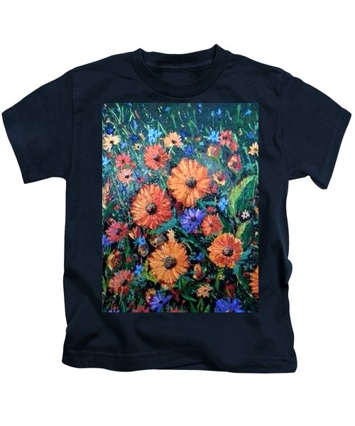 Welcoming The Dawn Kids T-Shirt