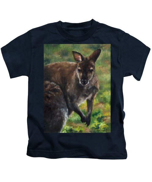 What'ch Ya Doin' Kids T-Shirt