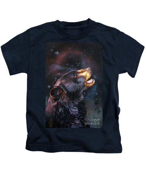 Where Do I Belong Now Kids T-Shirt