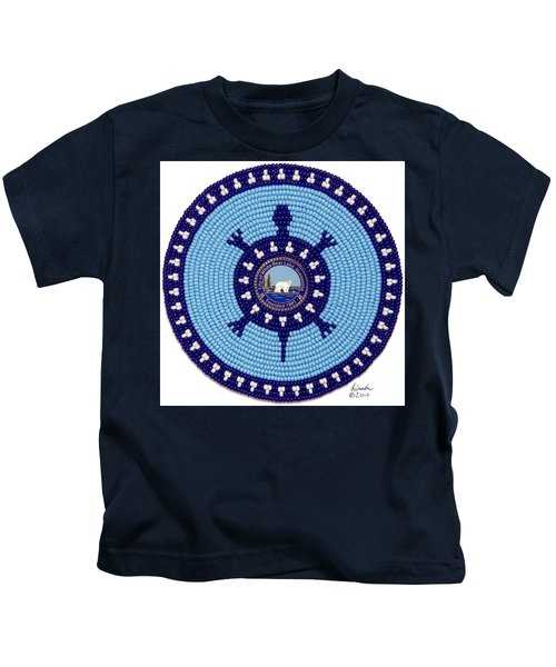 White Bear Lake Kids T-Shirt