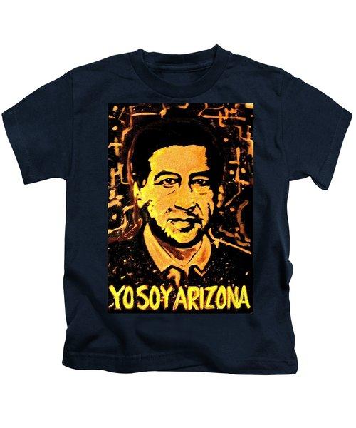Yo Soy Arizona Kids T-Shirt