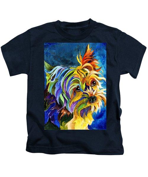 Yorkie Kids T-Shirt