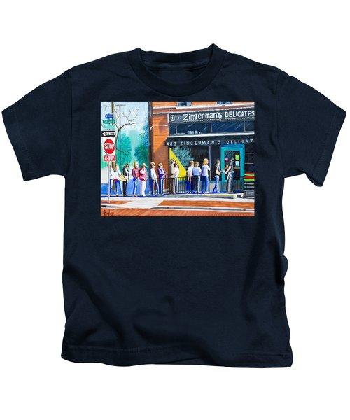 Zingerman's Deli Kids T-Shirt