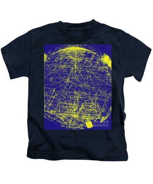 Atomic Particles Kids T-Shirt