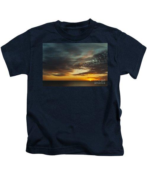 Ocean Sunrise Kids T-Shirt