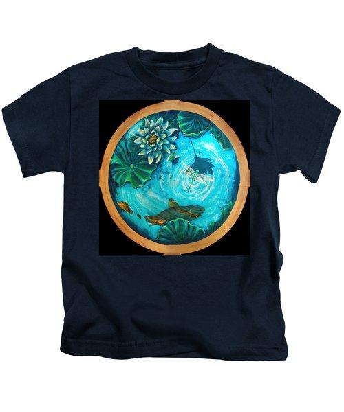 Birdseyedragonfly Kids T-Shirt