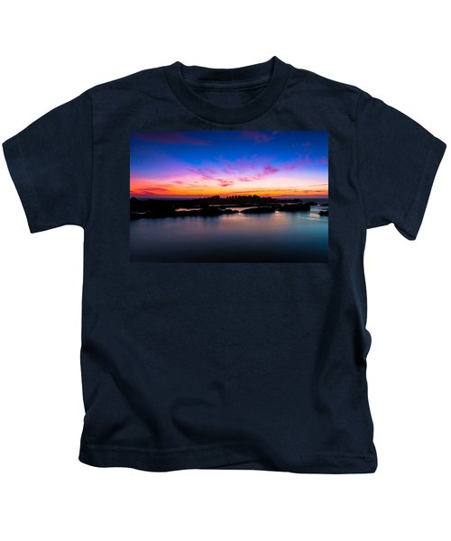 Figures To Sunset Kids T-Shirt